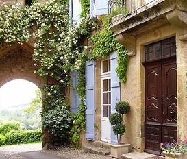 Gästezimmer Montesquiou