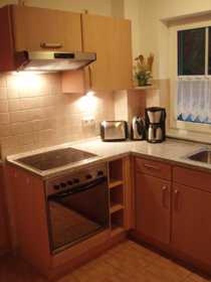 Küche Teilansicht