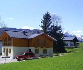 Holiday Home Russbach