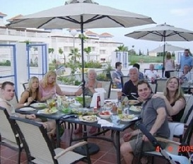 holiday villa Puerto Banus / Marbella Golden Mile