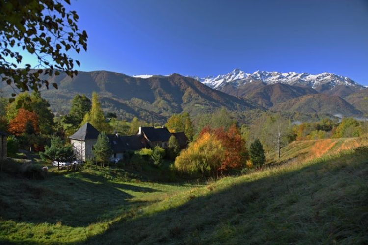 Indian summer in Anilac