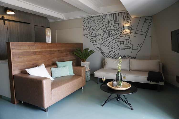 Living room Family Beachroom