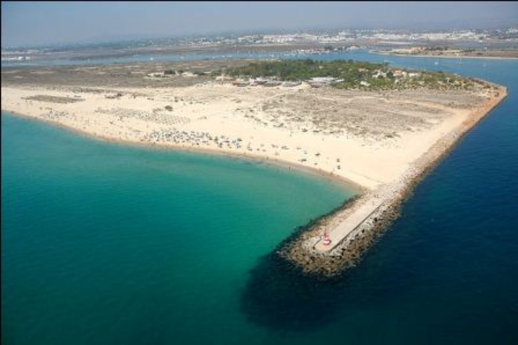 Tavira Island (also nudist strand)