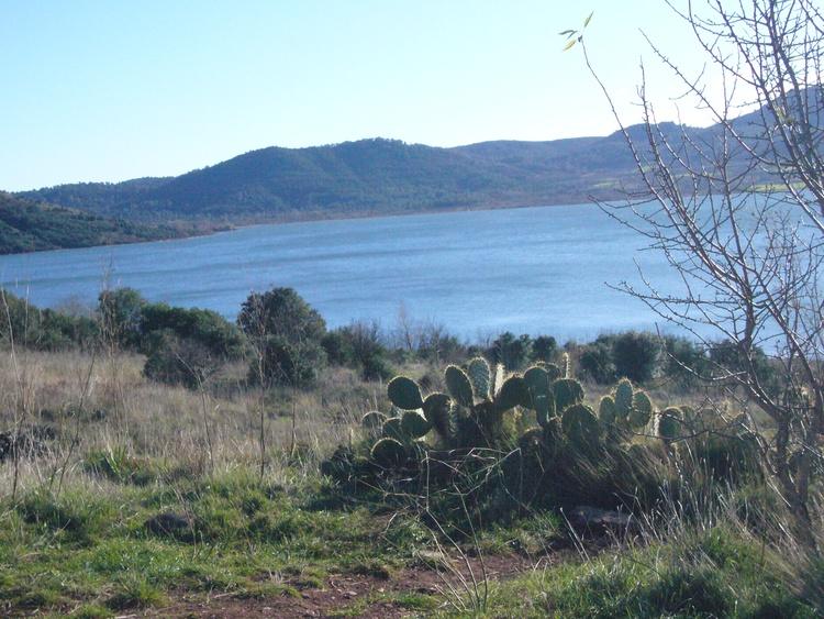 Lac du Salagou