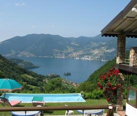 Ferienwohnung Marone, Lago d'Iseo