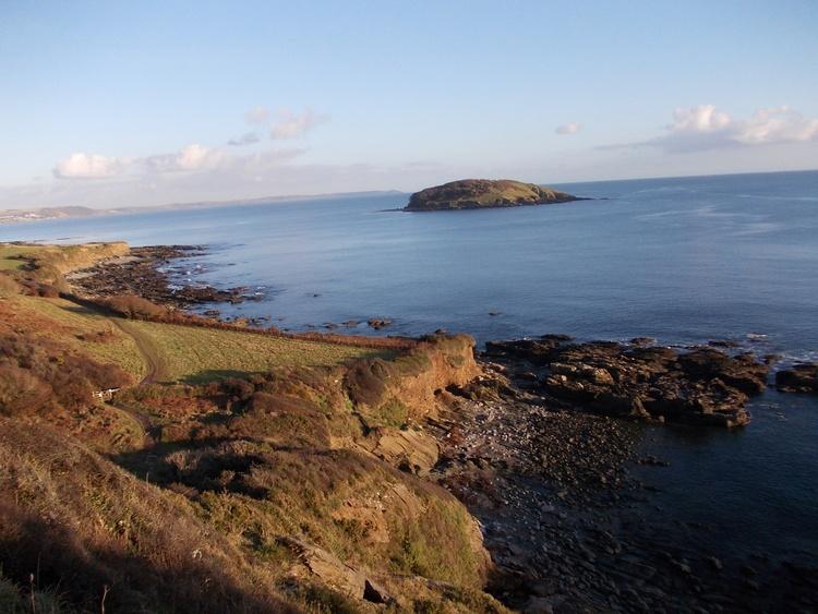 Insel vor Looe