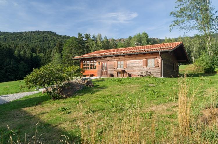 Berghütte Kaitersberg
