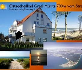 Holiday Apartment Graal Müritz