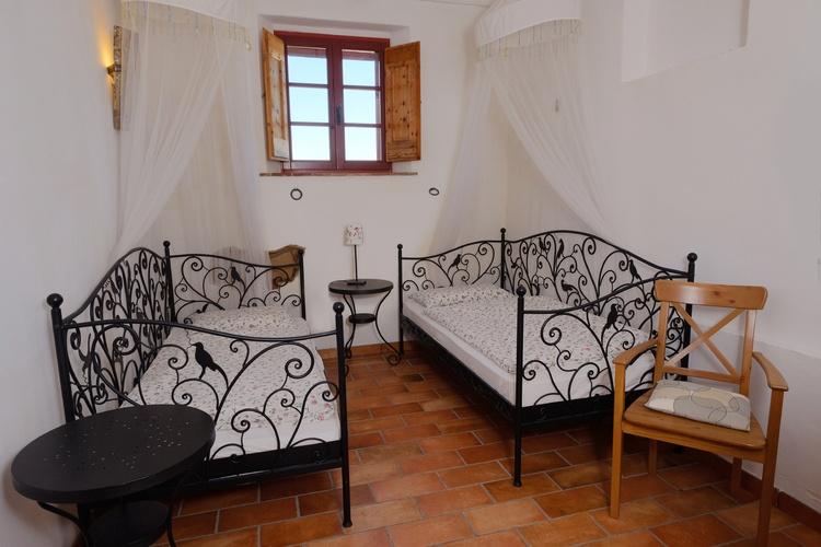 Schlafzimmer 2 Whg. Sotto