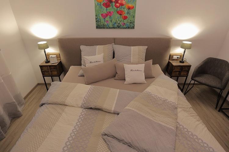 Ferienhaus Däschinger Zweiradparadies My bed