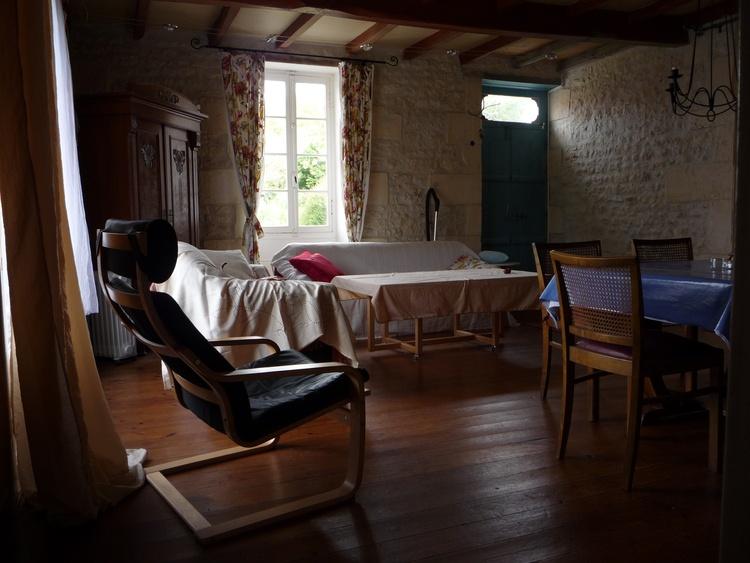 Wohnung Nora - Wohnzimmer