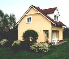 Holiday Home Balatonbereny