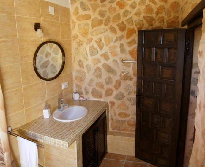 Wash shower room
