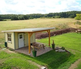Holiday Home Wittenbeck