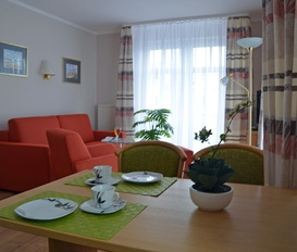 Holiday Apartment Ostseebad Sellin