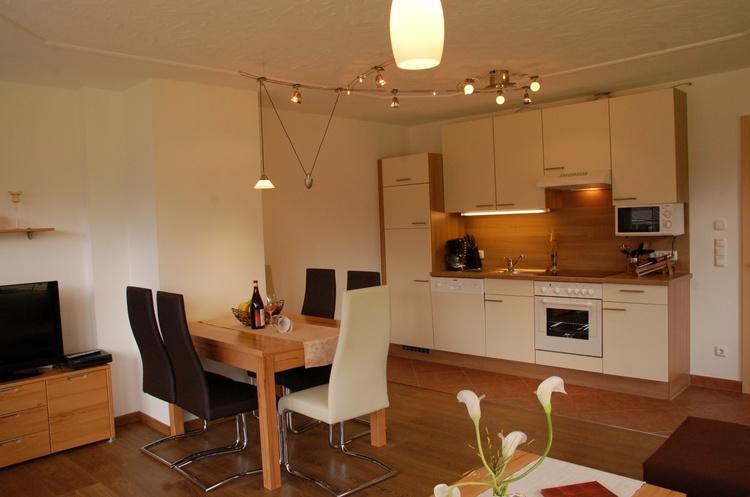 Wohnküche FeWo EG
