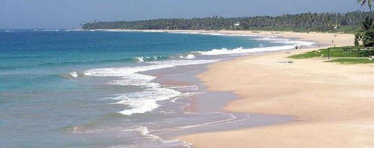 Bangsare beach