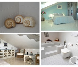 guestroom Noci bei Alberobello