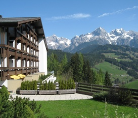 Holiday Apartment Maria Alm-Hintermoos