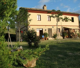 Holiday Apartment Montecarotto