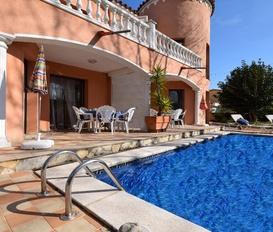 holiday villa Empuriabrava