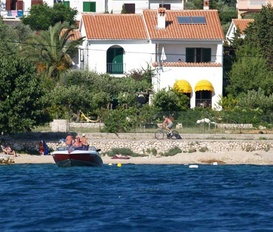 Ferienwohnung Insel Rab Barbat