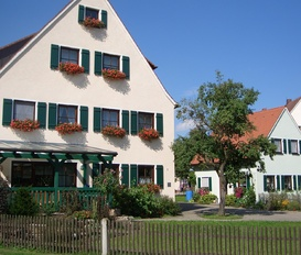 Holiday Home Neuendettelsau
