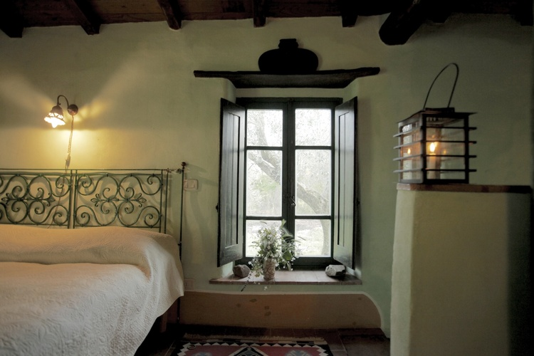Casa Olivi - bedroom