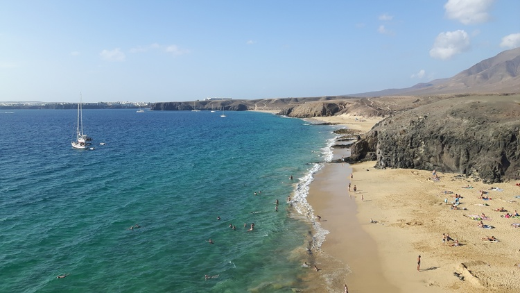 Playas Papagayos