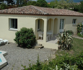 holiday villa la Liviniere