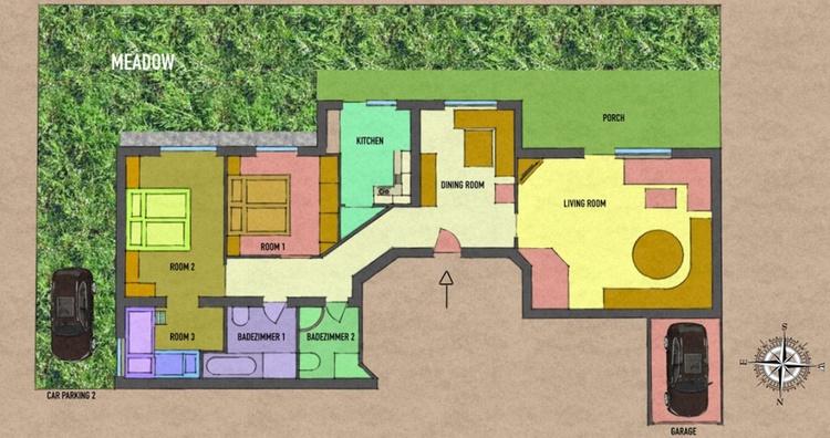 Apartment Scheibe