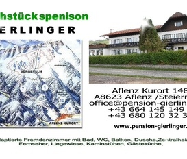 Pension Aflenz Kurort