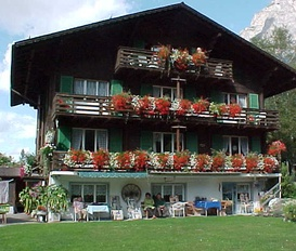 Holiday Home Kandersteg