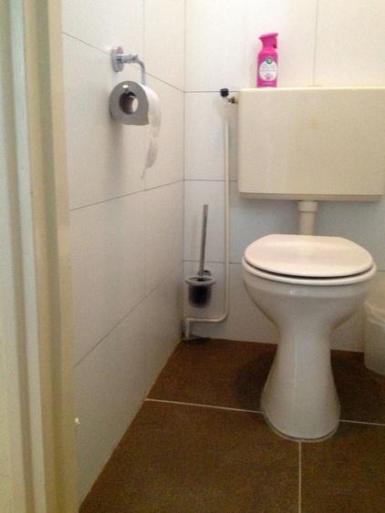 Separat Toilette