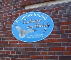 Ferienwohnung Neuharlingersiel-Ostbense