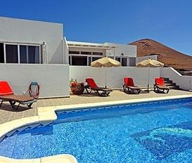 holiday villa La Asomada