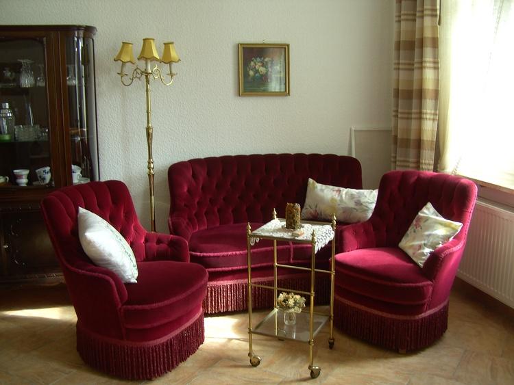 sittingroom, ground floor, appartment 3