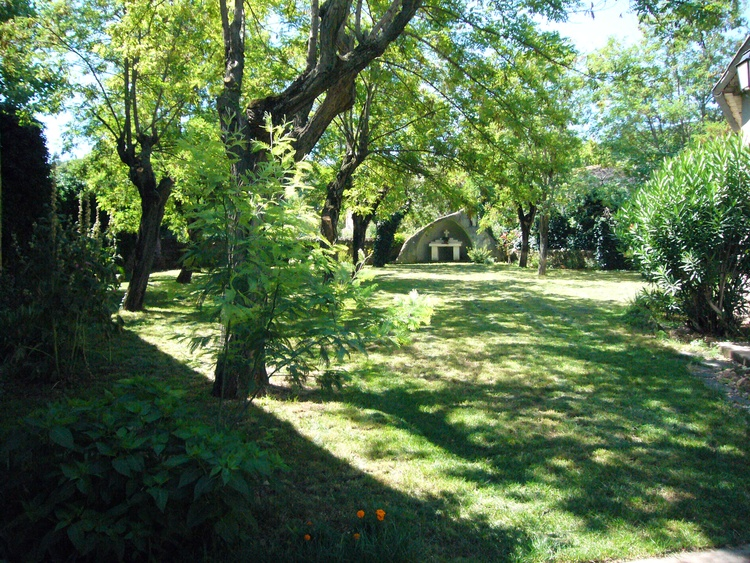 Jardin de la Vierge