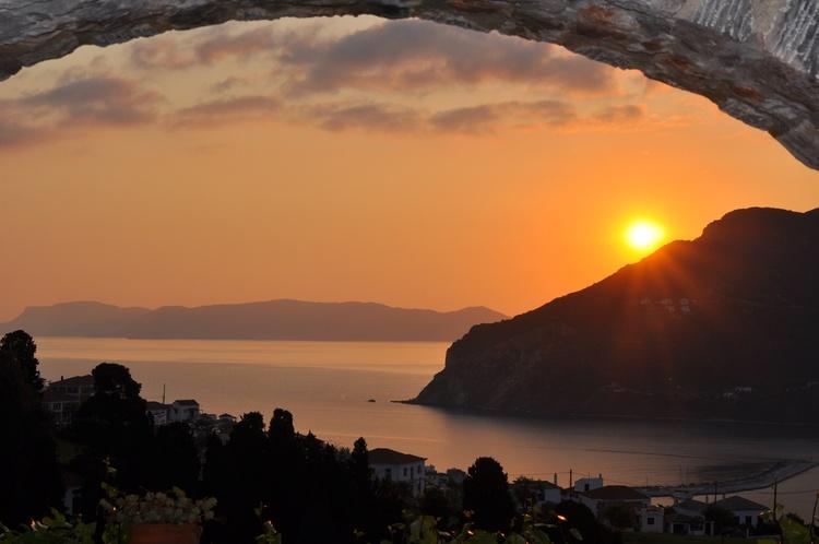 jeder Sonnenaufgang ist schöner als der andere