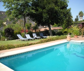 holiday villa Manilva