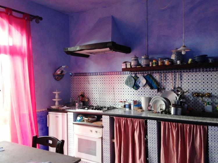 Casa della Nonna - kitchen