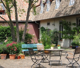 Holiday Apartment Ecklsheim