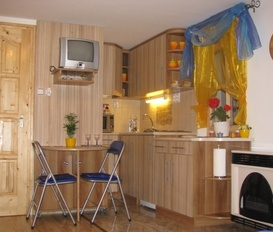 Apartment Zagyvaszanto