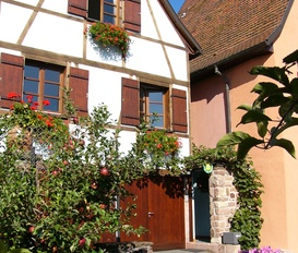 Holiday Apartment Gueberschwihr bei Colmar