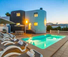 holiday villa Benissa