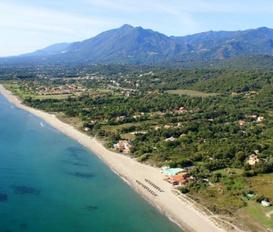 holiday villa Santa Lucia di Moriani