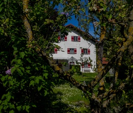 Holiday Apartment Marktoberdorf / Hausen