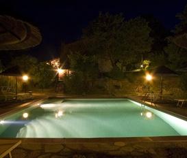 holiday villa Sassetta