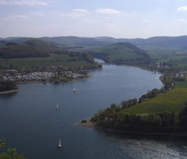 Holiday Apartment Diemelsee