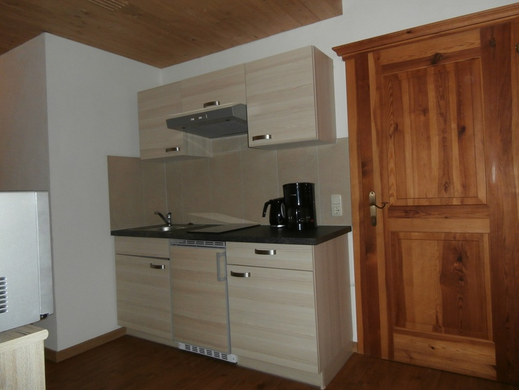 Kitchen in a apartment